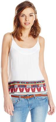 Eleven Paris Women's Nektus Embellished Cami Top