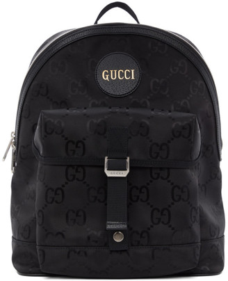Gucci Black Off The Grid Backpack