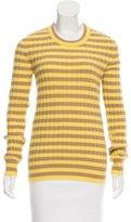 Dolce & Gabbana Striped Long Sleeve Top