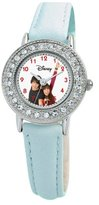 Disney Kids' D695S409 Camp Rock Shane and Mitchie Blue Leather Strap Watch