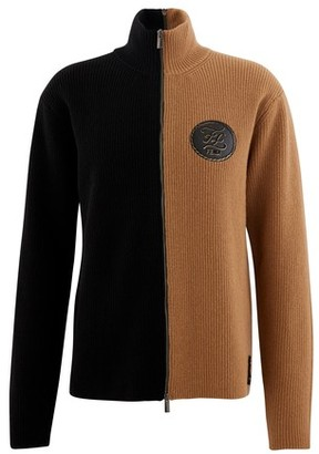 Fendi Multi-coloured wool jumper