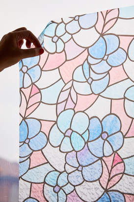 Urban Outfitters Patterned Privacy Window Film