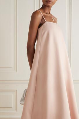 Huishan Zhang Malvina Duchesse Midi Dress - Pink