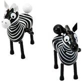 Schylling Salt N Pepper Zebras