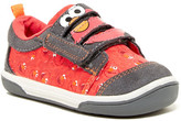Stride Rite Elmo 3 Strap Sneaker - Wide Width Available (Toddler)