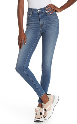 Levi's Mile High Super Skinny Jeans