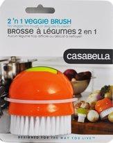 Casabella Veggie Brush 2 In 1