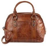 Frye Melissa Leather Domed Satchel