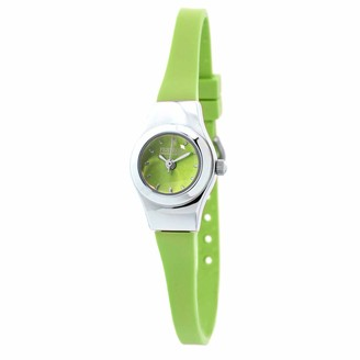 Pertegaz Quartz Watch with Rubber Strap PDS-013-V