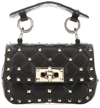 Valentino Rockstud Micro Tote Bag