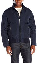 Dockers Performance Barracuda Bomber with Lower Zipper Pockets