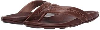 OluKai Honoli'i (Toffee/Toffee) Men's Sandals