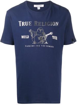 True Religion Graphic-Print T-Shirt