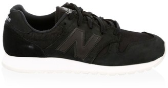 New Balance 520 Suede Low-Top Sneakers