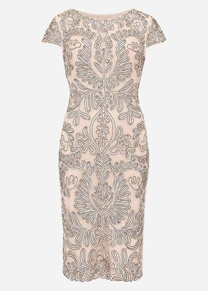 Phase Eight Genevieve Tapework Lace Dress