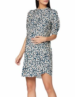 Mama Licious Mamalicious Women's MLCAMI 2/4 Jersey Dress