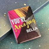 Lisa Angel Personalised 'You're Amazing' Compact Mirror