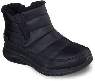 Skechers Ultra Flex Shawty Women's Winter Boots