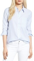 Cupcakes And Cashmere Women's Jaxine Stripe Shirt