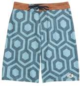O'Neill Hyperfreak Wrenched Board Shorts