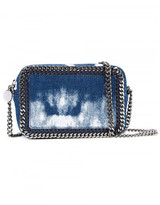 Stella McCartney tiny 'Falabella' zip crossbody bag