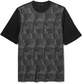 Christopher Kane - Printed Cotton-jersey T-shirt