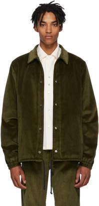 Missoni Green Corduroy Jacket