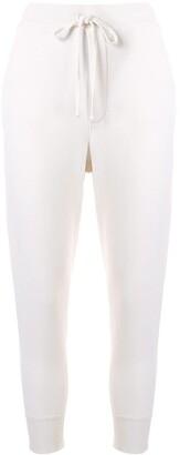 Nili Lotan Cropped Track Trousers