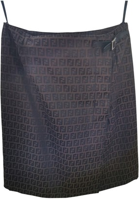 Fendi Brown Skirt for Women