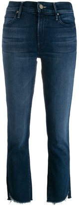 Mother Straight Leg Jeans