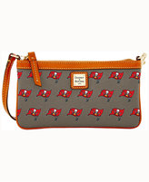 Dooney & Bourke Tampa Bay Buccaneers Large Wristlet
