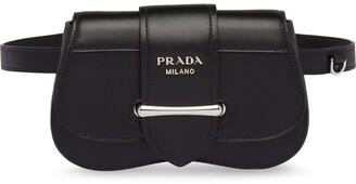 Prada Sidonie leather belt-bag