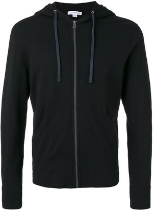 James Perse Zipped Hoodie