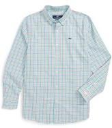 Vineyard Vines Boy's Ginger Island Shirt