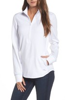Tommy Bahama Women's Jen And Terry Half Zip Top