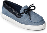Cole Haan Kids Boys) Marine Blue Pinch Champ Bow Shoes
