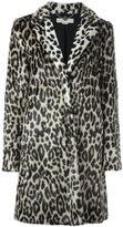 Stella McCartney 'Toti' faux fur coat - women - Cotton/Modacrylic/Polyester/Viscose - 42
