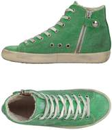 Leather Crown High-tops & sneakers - Item 11368098