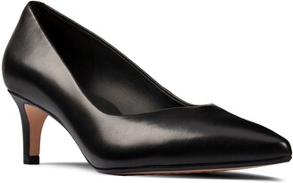 Clarks Laina55 Court 2 Pointed Toe Pump
