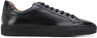 Doucal's Kobe low-top leather sneakers