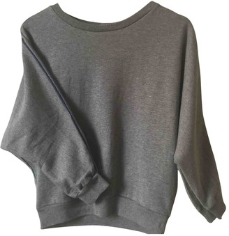 Vanessa Seward Grey Cotton Knitwear for Women