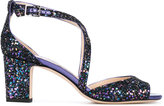 Jimmy Choo Carrie sandals - women - Leather/PVC - 36
