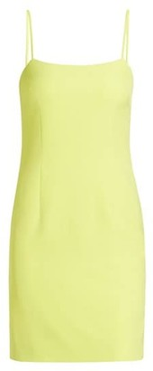 Milly Cady Slip Mini Dress