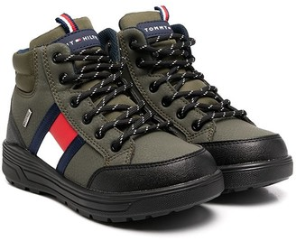 Tommy Hilfiger Junior Technical Lace-Up Boots