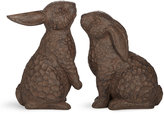 Marks and Spencer Resin Bunny Set
