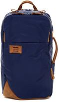 Timbuk2 Set Indigo Leather Trimmed Backpack