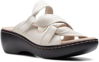 Clarks Delana Jazz Women's Leather Sandals