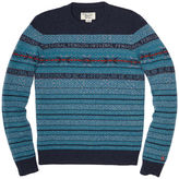 Original Penguin Fair Isle Lambswool Sweater