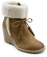 G.H. Bass Tiffany Sherpa-Trimmed Boots