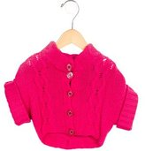MonnaLisa Girls' Knit Oversize Cardigan w/ Tags